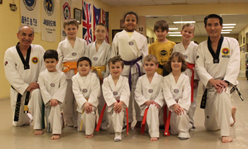 Childrens Tae Kwon Do