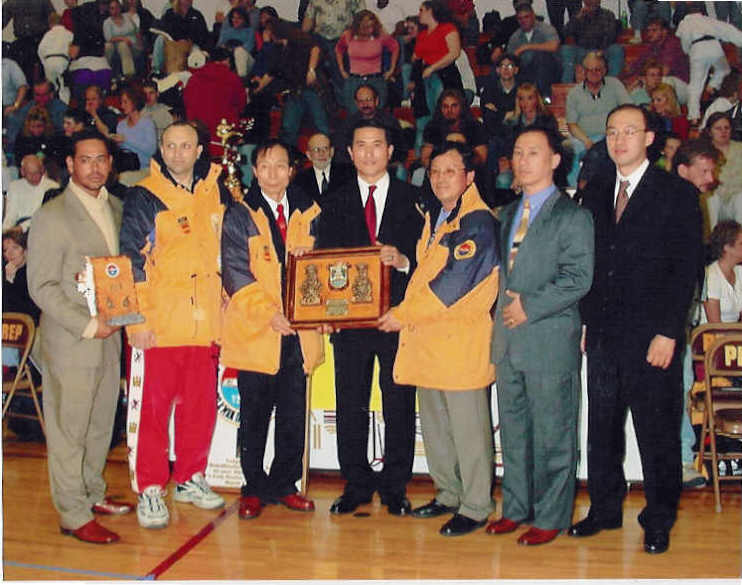March 3, 2002 Grandmaster Park and Spain Masters