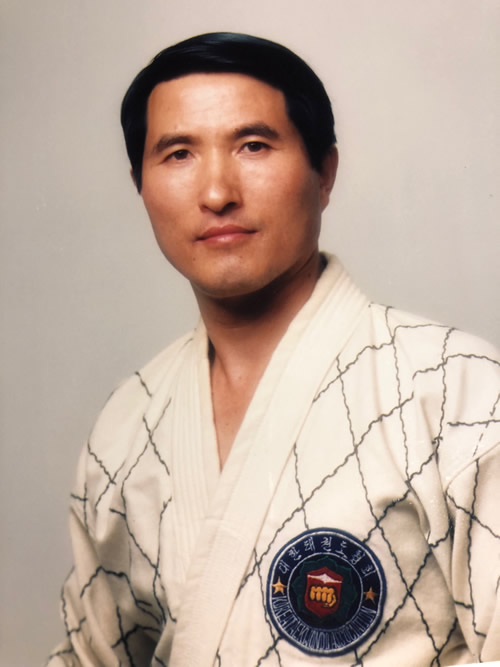 Grandmaster Sung Jae Park