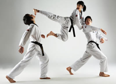 Teen's Martial Arts